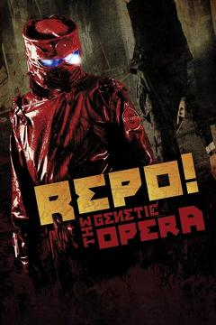 Best Music Movies of 2008 : Repo! The Genetic Opera