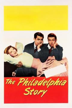 Best Comedy Movies of 1940 : The Philadelphia Story