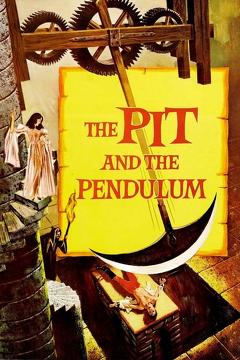 Best Thriller Movies of 1961 : The Pit and the Pendulum