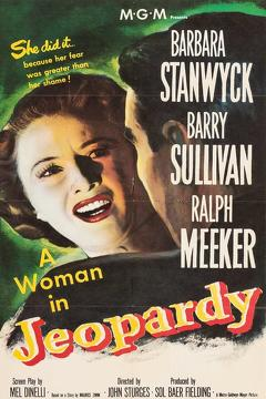 Best Thriller Movies of 1953 : Jeopardy