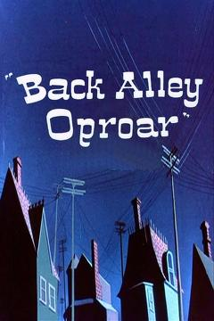 Best Family Movies of 1948 : Back Alley Oproar