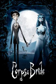Best Fantasy Movies of 2005 : Corpse Bride