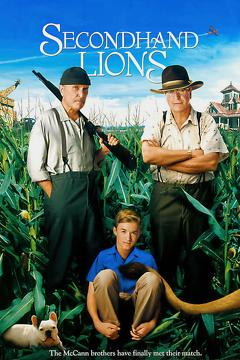 Best Family Movies of 2003 : Secondhand Lions
