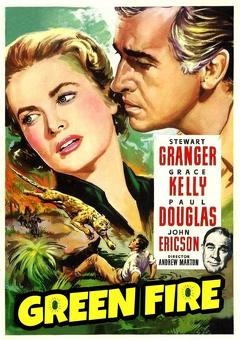 Best Adventure Movies of 1954 : Green Fire