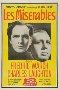 Best Drama Movies of 1935 : Les Misérables