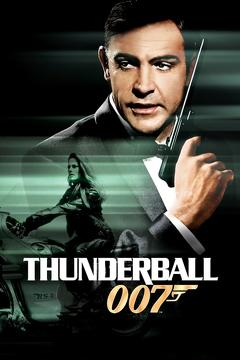 Best Adventure Movies of 1965 : Thunderball