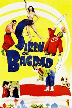 Best Fantasy Movies of 1953 : Siren of Bagdad
