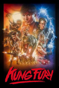 Best Fantasy Movies of 2015 : Kung Fury