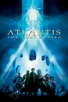 Best Animation Movies of 2001 : Atlantis: The Lost Empire