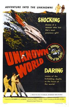 Best Science Fiction Movies of 1951 : Unknown World