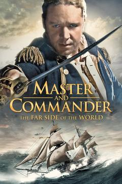 Best War Movies of 2003 : Master and Commander: The Far Side of the World