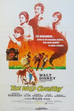 Best Adventure Movies of 1970 : The Wild Country