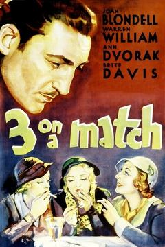 Best Crime Movies of 1932 : Three on a Match