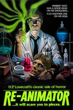 Best Horror Movies of 1985 : Re-Animator