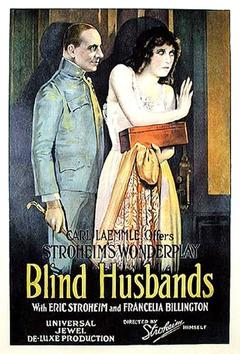 Best Romance Movies of 1919 : Blind Husbands