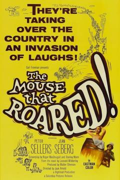 Best Comedy Movies of 1959 : The Mouse That Roared