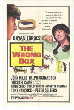 Best Crime Movies of 1966 : The Wrong Box