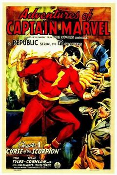 Best Action Movies of 1941 : Adventures of Captain Marvel