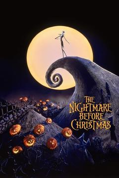 Best Fantasy Movies of 1993 : The Nightmare Before Christmas