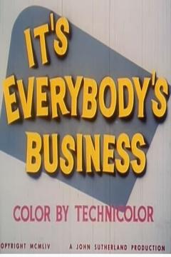 Best Documentary Movies of 1954 : It's Everybody's Business