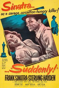 Best Crime Movies of 1954 : Suddenly