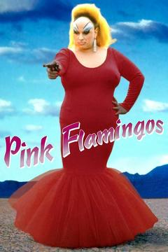 Best Comedy Movies of 1972 : Pink Flamingos