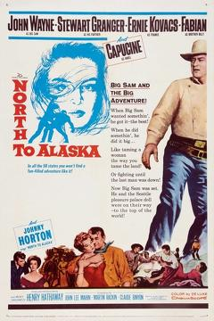 Best Western Movies of 1960 : North to Alaska