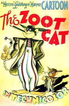 Best Animation Movies of 1944 : The Zoot Cat