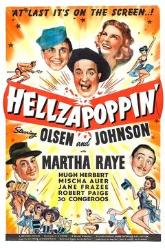 Best Music Movies of 1941 : Hellzapoppin'