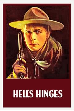 Best Western Movies of 1916 : Hell's Hinges