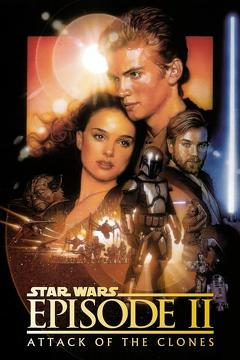 Best Action Movies of 2002 : Star Wars: Episode II - Attack of the Clones