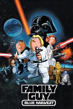Best Animation Movies of 2007 : Family Guy Presents: Blue Harvest