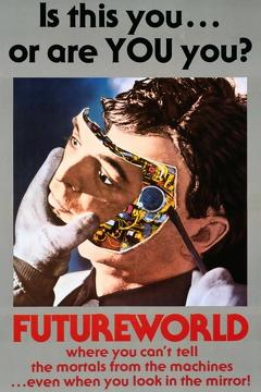 Best Adventure Movies of 1976 : Futureworld