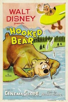 Best Animation Movies of 1956 : Hooked Bear