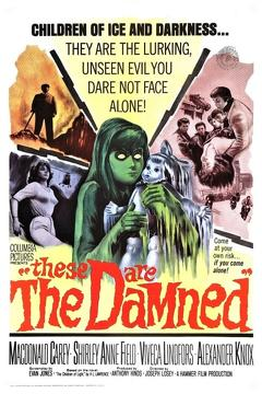 Best Horror Movies of 1963 : The Damned