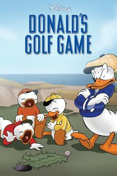 Best Animation Movies of 1938 : Donald's Golf Game