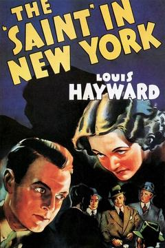 Best Thriller Movies of 1938 : The Saint in New York