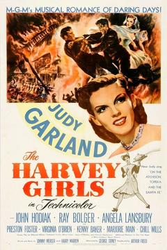 Best Western Movies of 1946 : The Harvey Girls