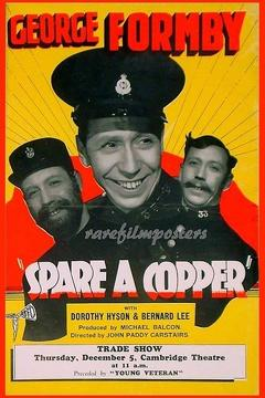 Best Comedy Movies of 1940 : Spare a Copper