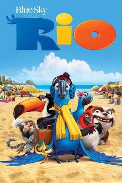 Best Animation Movies of 2011 : Rio
