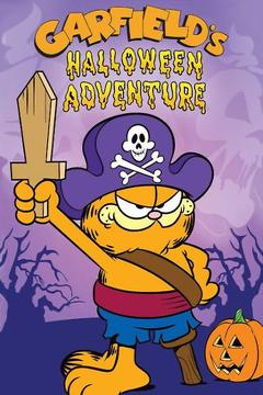 Best Animation Movies of 1985 : Garfield's Halloween Adventure