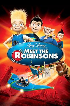 Best Animation Movies of 2007 : Meet the Robinsons