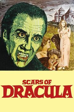 Best Horror Movies of 1970 : Scars of Dracula