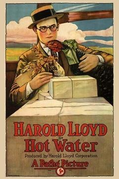 Best Comedy Movies of 1924 : Hot Water