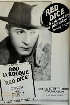 Best Crime Movies of 1926 : Red Dice