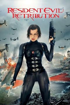 Best Horror Movies of 2012 : Resident Evil: Retribution