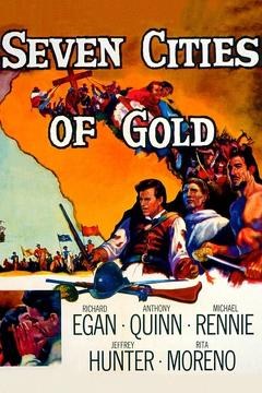Best History Movies of 1955 : Seven Cities of Gold
