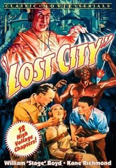 Best Science Fiction Movies of 1935 : The Lost City