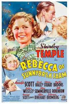 Best Family Movies of 1938 : Rebecca of Sunnybrook Farm