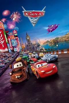 Best Animation Movies of 2011 : Cars 2